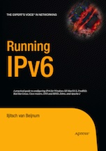 My book: 'Running IPv6' by Iljitsch van Beijnum